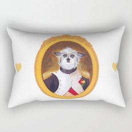 Macho Mutt Rectangular Pillow