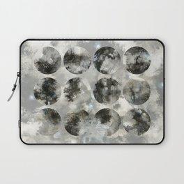 Stony Orbs Laptop Sleeve