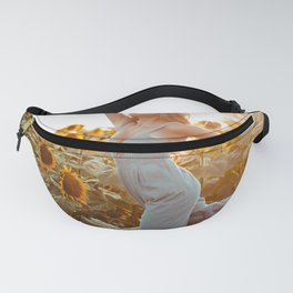 flower photography by Blake Cheek Fanny Pack