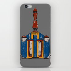 Fett Pack iPhone & iPod Skin