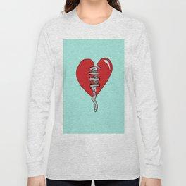 Sneaker heart Long Sleeve T-shirt