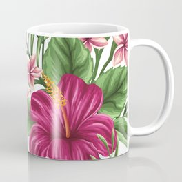 FLORAL PATTERN 9 Coffee Mug