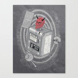 The Mystic Seer Canvas Print