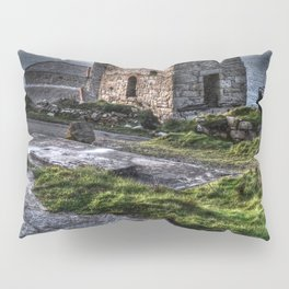 Fragments of the Past Pillow Sham