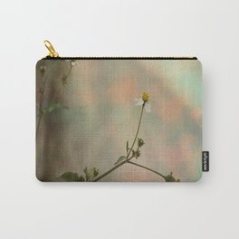 Simple Flowers Carry-All Pouch