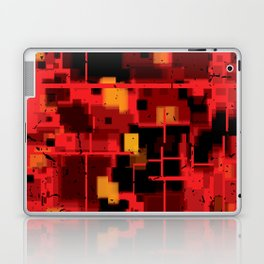 Abstract Composition #4 Laptop & iPad Skin