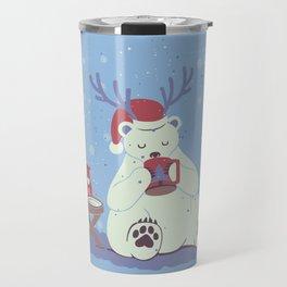 Polar Xmas Eggnog Travel Mug