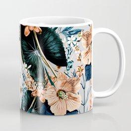 Flowering autumnal botanic Coffee Mug