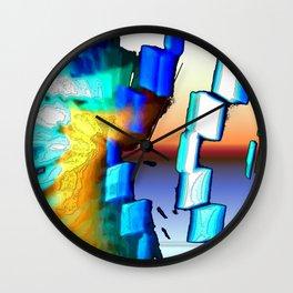 Matrix 710 Wall Clock