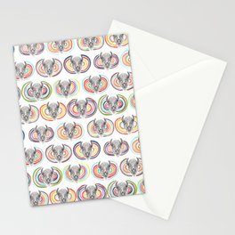 Bison - American Buffalo Stationery Cards