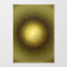 Top Circles  Canvas Print