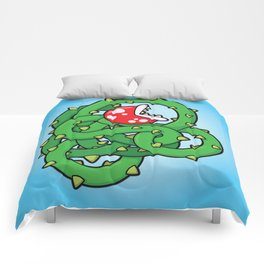 Audrey II: The Piranha Plant Comforters