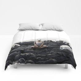 The White Sky VII Comforters