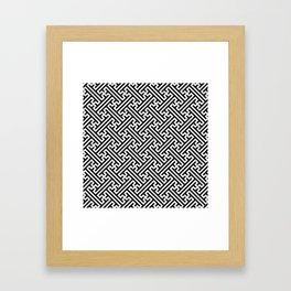 Sayagata Framed Art Print