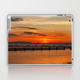 Sunset Seascape Laptop & iPad Skin