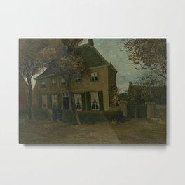 The Vicarage at Nuenen Metal Print
