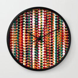 cortina Wall Clock