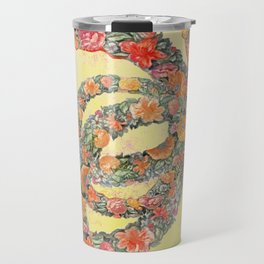 The consolation in a flower Travel Mug