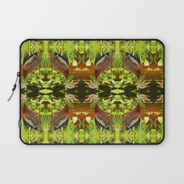 Whistling Duck Laptop Sleeve