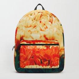 Tulips field 18 Backpack