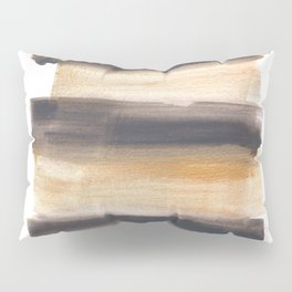 [161216] 13. Drenched|Watercolor Brush Stroke Pillow Sham