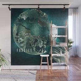 Fragile Wall Mural