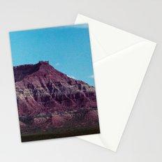 Red Mountain (La Verkin, Utah) Stationery Cards