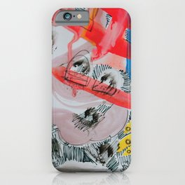 Urban vandals iPhone Case