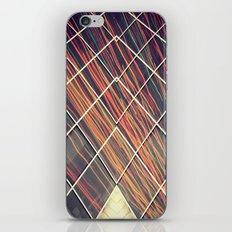 sym4 iPhone & iPod Skin