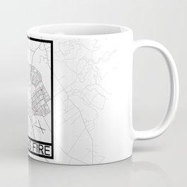 Salinas Fire Wide Coffee Mug