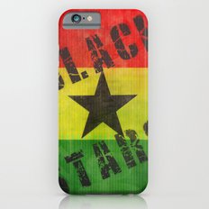 Ghana Black Stars Slim Case iPhone 6s