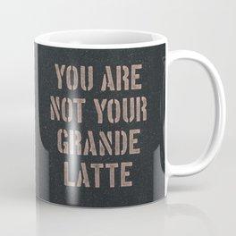 IN TYLER WE TRUST Coffee Mug