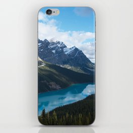 Peyto Lake, Banff National Park iPhone Skin