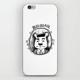 Bleubear Plays Corpse Craft iPhone Skin