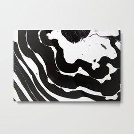 corner pocket Metal Print