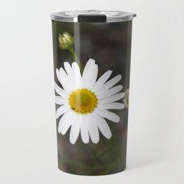 One Daisy Travel Mug
