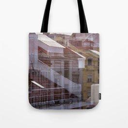Deconstruction #21 Tote Bag
