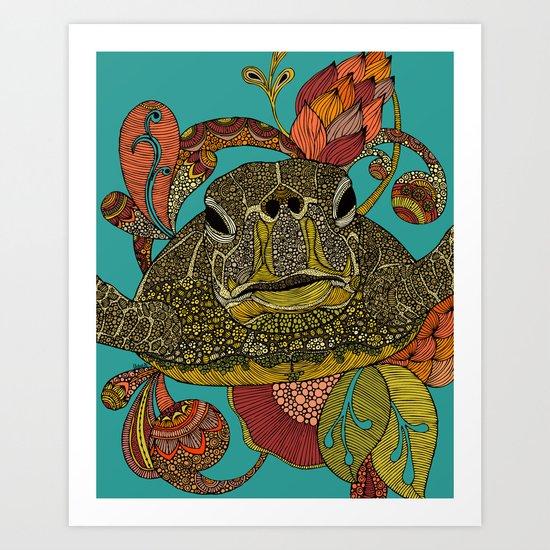 Toitle Art Print
