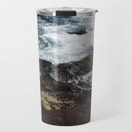 Beautiful waves at Clovelly Beach, NSW, Australia Travel Mug