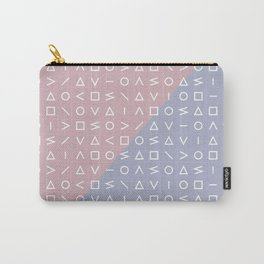 Shapes #1 Carry-All Pouch