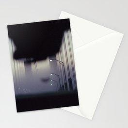 verrazano narrows Stationery Cards