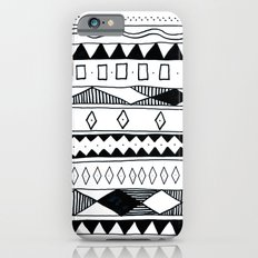 Rivers & Robots Pattern Slim Case iPhone 6s