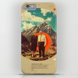 Stay With Me iPhone Case