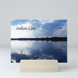 Indian Lake Mini Art Print