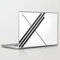 depeche mode Laptop & iPad Skins featuring Mode by Alexander Studios