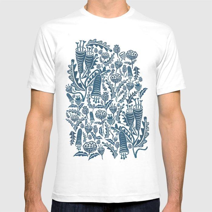 Fairytale Folk Florals T-shirt