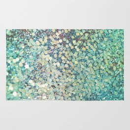 Mermaid Scales Rug