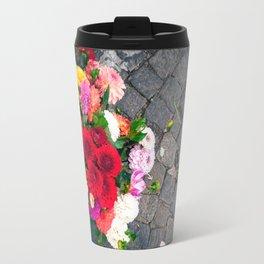 Urban Flowers Travel Mug