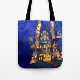 Martin's Castle Tote Bag