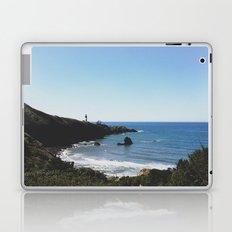 Yaquina Head Lighthouse Couple Laptop & iPad Skin